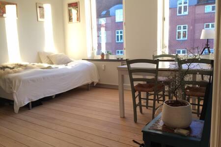 Location and comfort in Aarhus C - Aarhus