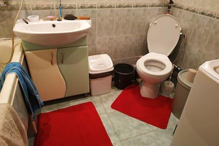 Двухкомнатная квартира с удобствами