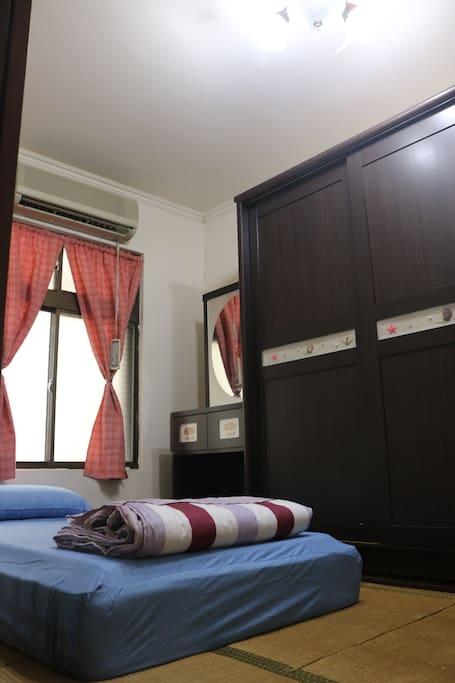 和室型臥房