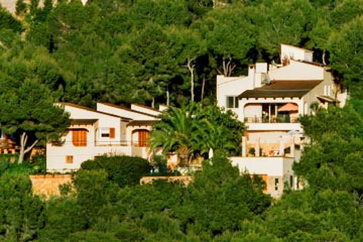 Villa with views to Ibiza - Andratx - Villa