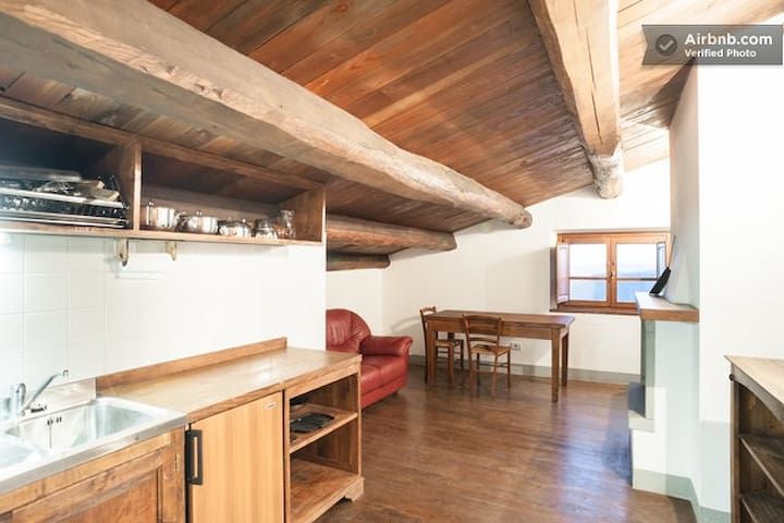 Apartment with a View in Tuscany - Sansepolcro - Wohnung