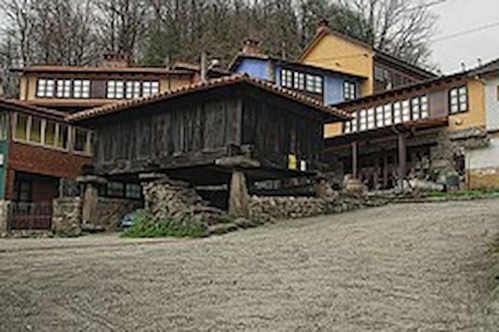 Apto. Rural SAN FELIZ-RANERO - Asturias - บ้าน