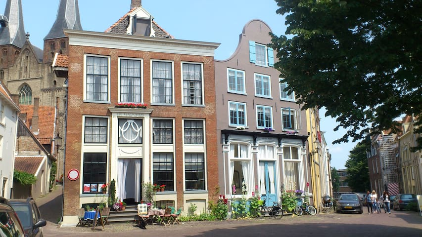 Bed and Breakfast Het Swarte Peert - Deventer - Bed & Breakfast