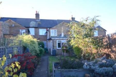 Room in charming Victorian house - Maidenhead - Hus