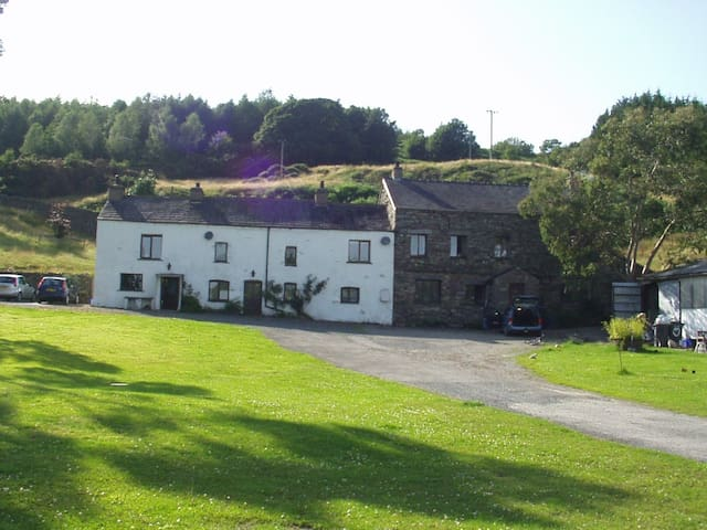 Moss Side Farm Cottage, South Lakes - Broughton-in-Furness - Talo