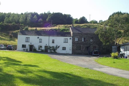 Moss Side Farm Cottage, South Lakes - Broughton-in-Furness - Casa