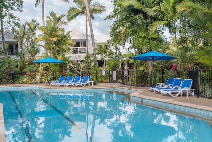 Mirage villa 173Paradise in  tropics Port Douglas