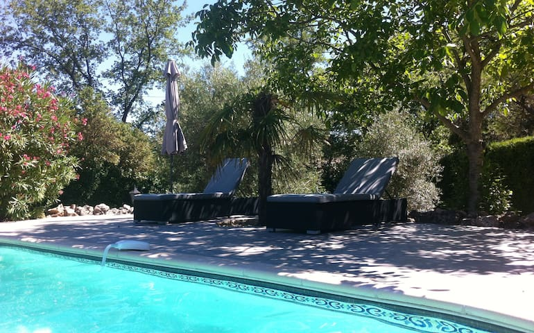 Provence B&B, lovely room! - Lorgues - Bed & Breakfast