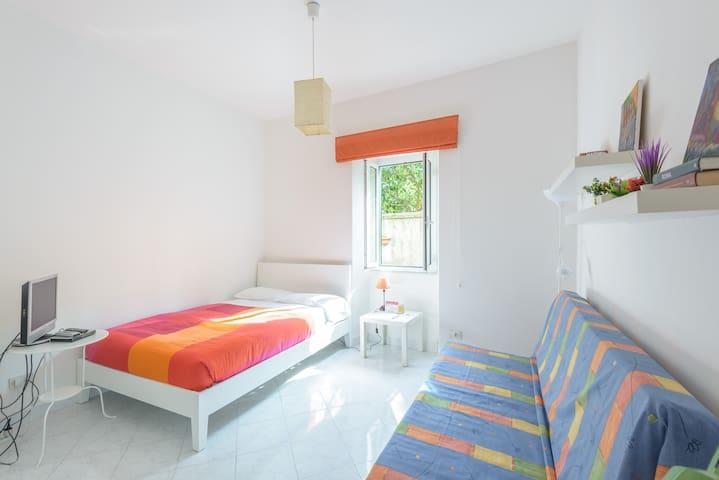 """""""Gemelli """"Apartment with garden"""