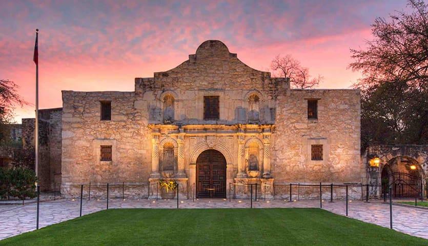 Best of San Antonio Location! Location!