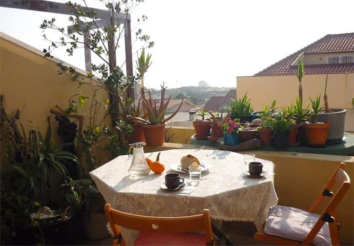 Sea View Apartement,Porto,Miramar - Vila Nova de Gaia - Lejlighed