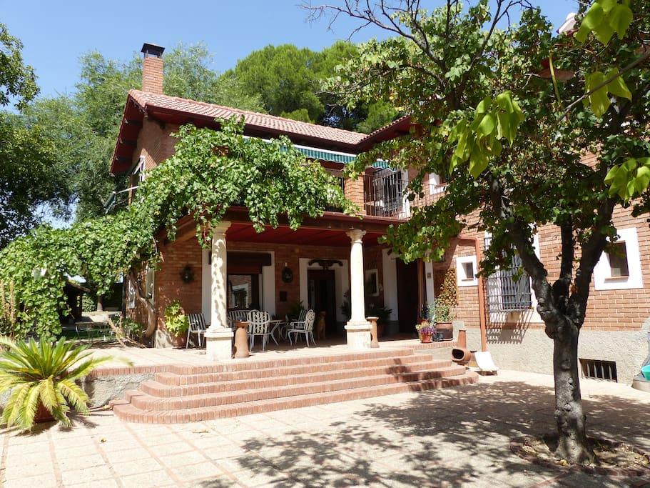 Habitaci n con encanto casas rurales en alquiler en azuqueca de henares castilla la mancha - Casas en azuqueca de henares ...