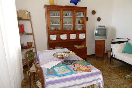 Casa fronte mare Sardegna - S'Archittu