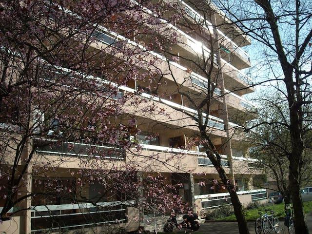 A la porte de Geneve - Gaillard - Apto. en complejo residencial