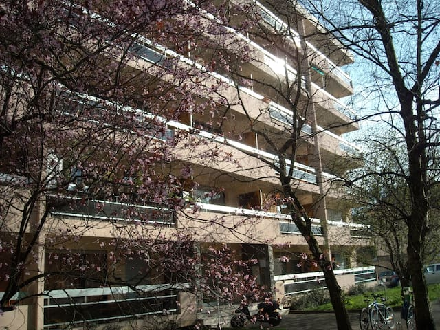 A la porte de Geneve - Gaillard - Appartement en résidence