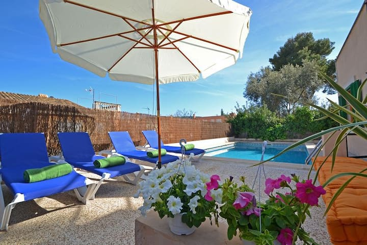 R.088 Villa with pool near Porto Adriano - El Toro - Casa