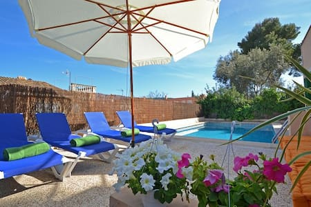 R.088 Villa with pool near Porto Adriano - El Toro