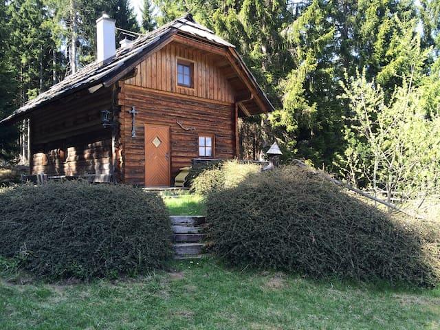 Silbertannenhütte - Ruhig gelegene Almhütte