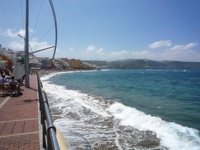 Playa Chica a 100m