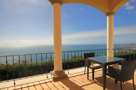 Private sea view one bedroom - Sao Goncalo