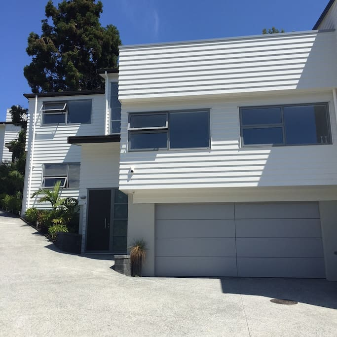Modern Townhouse in Mission Bay