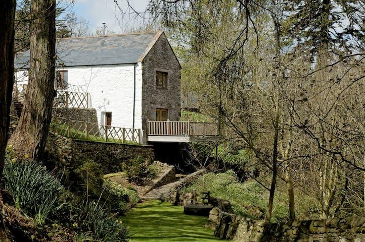 Allanton Mill Cottage - Auldgirth - 獨棟