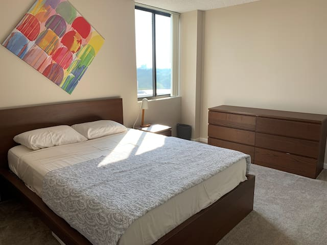 Beautiful Room near IAD$DCA and Tysons malls & DC