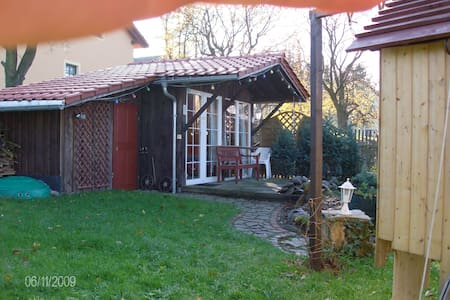Rented small garden shed - Nossen - Hut