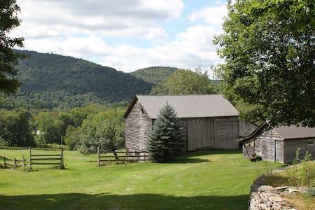 Picturesque Vermont private suite - Arlington