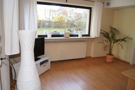 2room appartment with garden access
