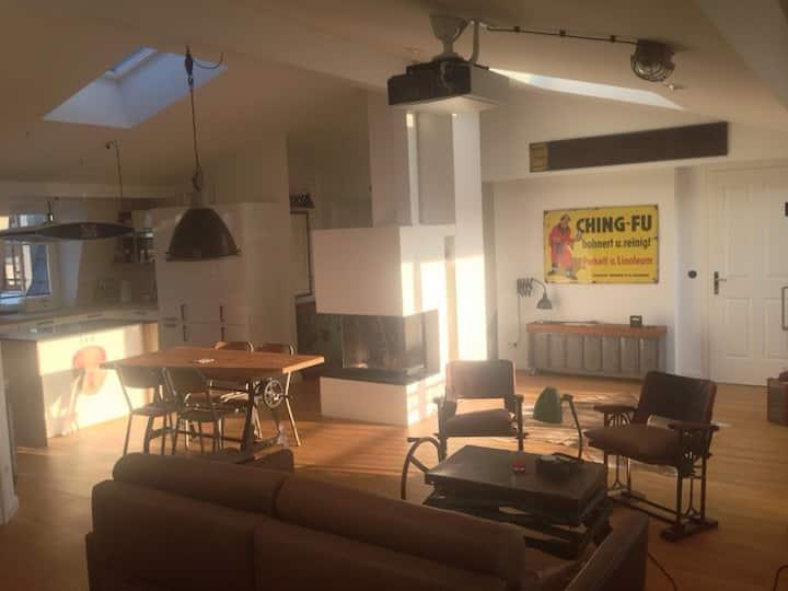 """Loft DT-Wohnung """"Industrial Style"""""""