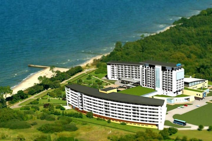 Apartamenty z widokiem na morze lux