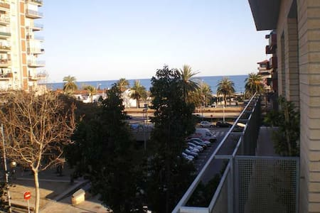 Flat on the beach next to Barcelona - Mataro - 公寓