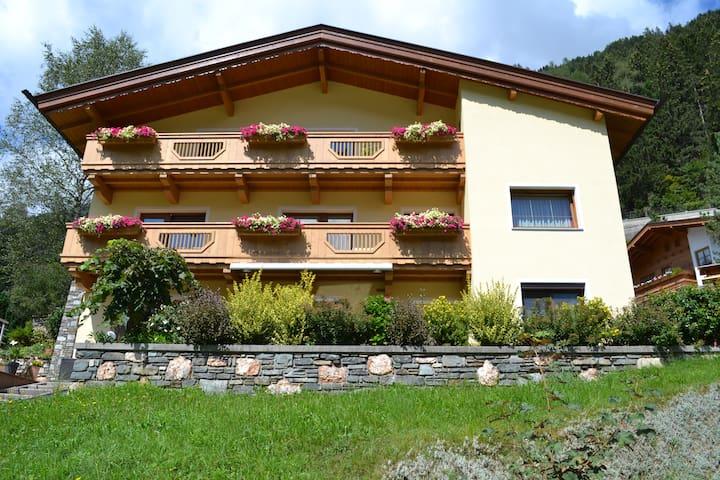 Apartment mit Herz - Finkenberg