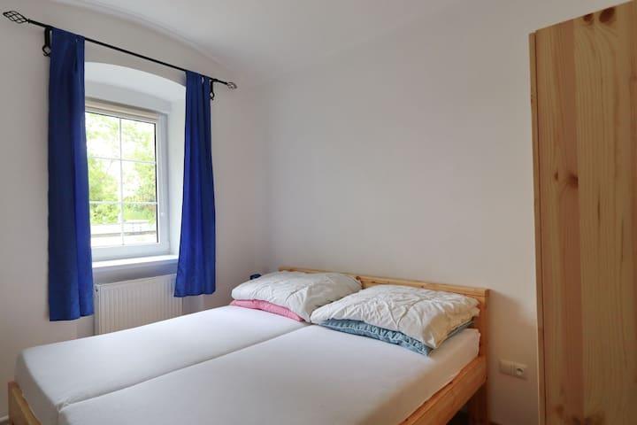Apartman U Neslehu, Suite 1.Etage I, Schlafzimmer