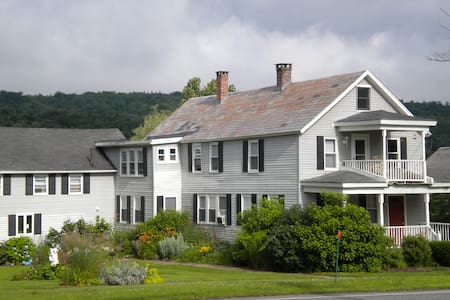 Historic stay near five colleges - Whately - Pis
