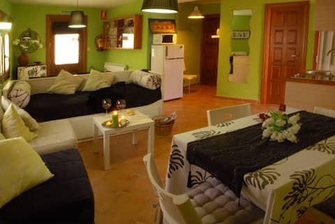 cozy, modern and functional studio