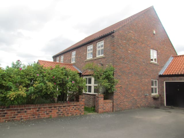 Lovely family home near York!  Available in July!