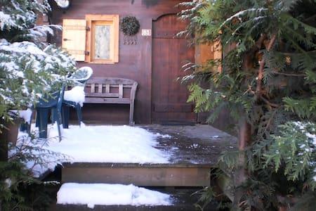 Charmant petit chalet  proche centre - Chamonix - Alpstuga