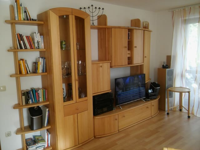 CozyApartment/Shopping/Relaxing - Neu-Ulm - Flat