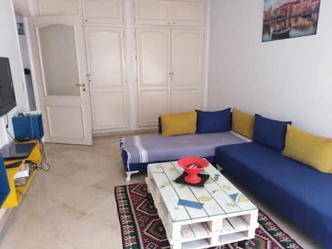 A nice apartment in Ennasser
