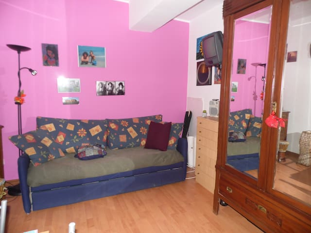 Welcoming Studio - Enna - Apartament