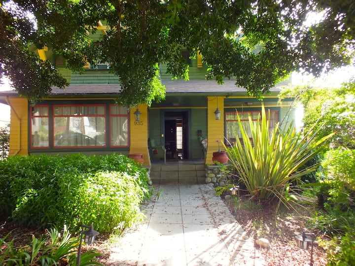 An Historic Retreat in the Heart of Echo Park