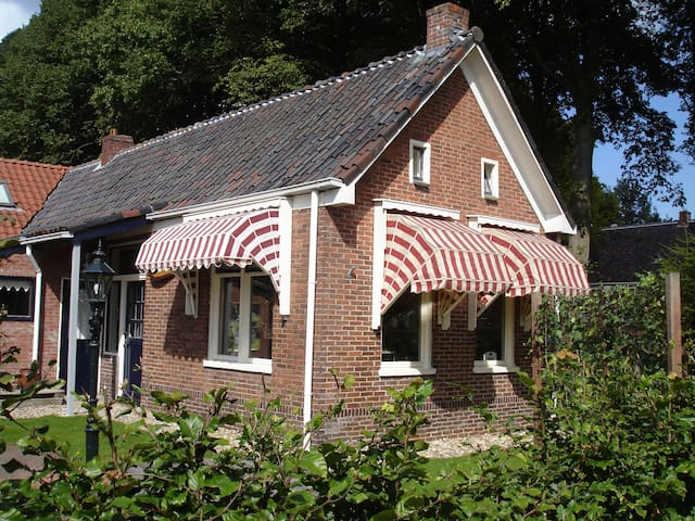 Knus en romantisch huisje Pierewaai - Oostwold Gem Oldambt - Rumah
