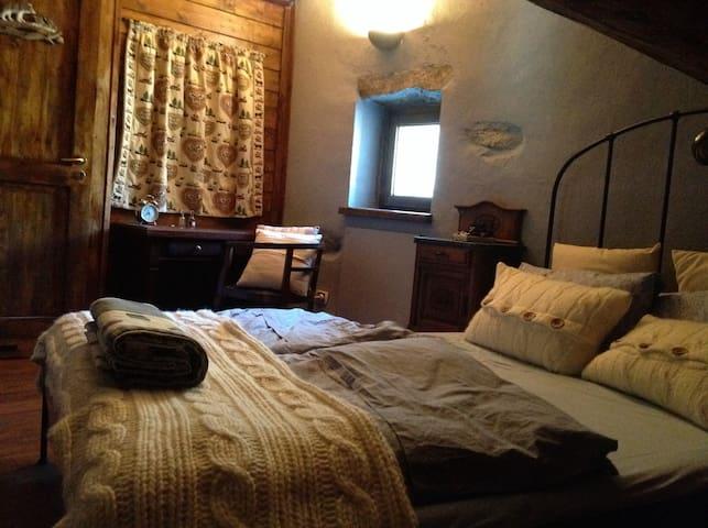 Antico rifugio montano a 1870 metri - Lanslebourg-Mont-Cenis - Bed & Breakfast