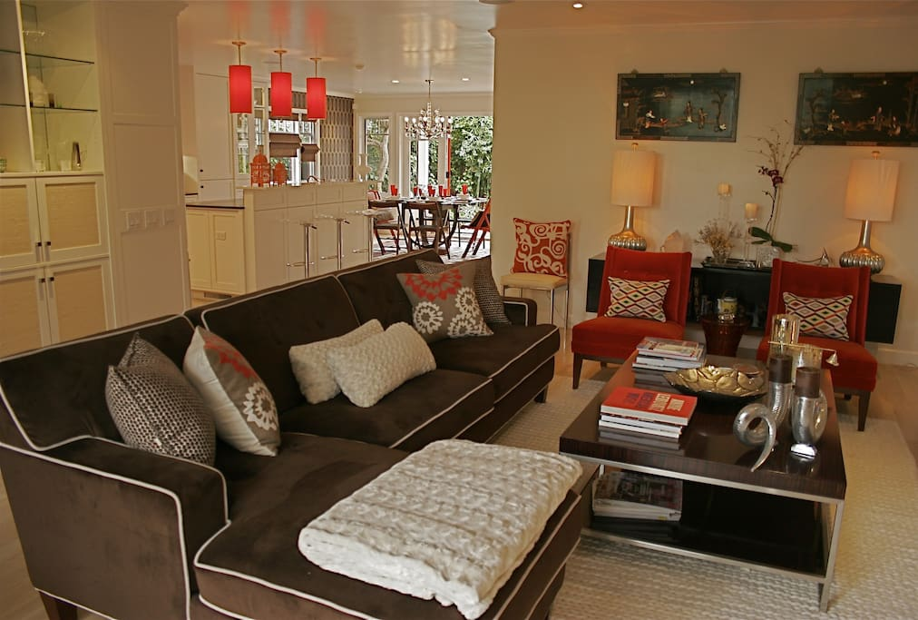4bd 3bth designers 39 venice house huizen te huur in los angeles californi verenigde staten - Redone slaapkamer ...