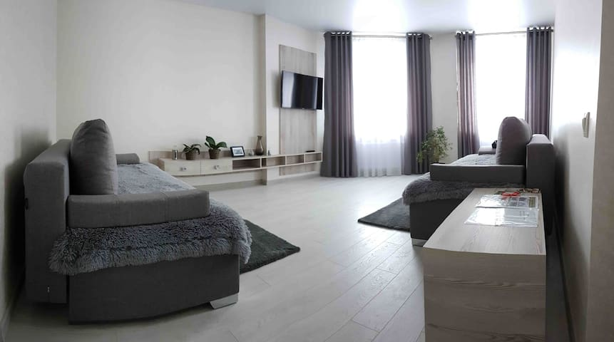 Brest Fortress Apartment on Fomina - Brest - Serviced apartment
