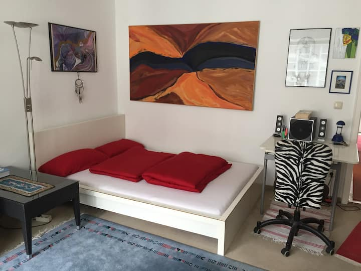 Apartment im Akademieviertel München