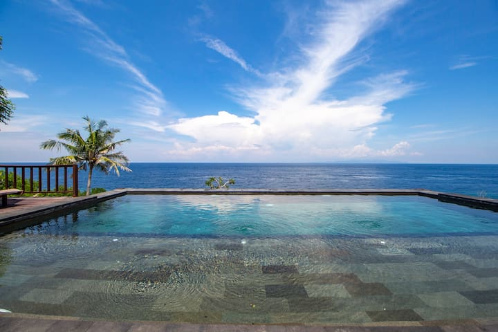 Cabin with Infinity Pool in Sunrise Spot *21