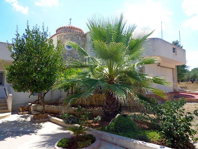 Villa Maria near Porto Heli